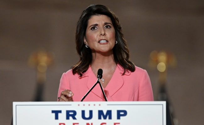 Donald Trump Had Offered Me Post Of Secretary Of State: Nikki Haley