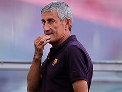 Barcelona Officials To Hold Emergency Meet With Quique Setien Set To Be Axed
