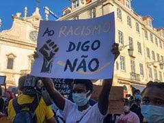 """""""Racism Kills"""": Hundreds Protest After Black Actor Shot Dead In Portugal"""