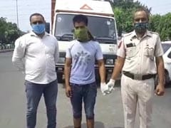 Man Who Ran Over Senior Delhi Cop On Duty Last Week Arrested