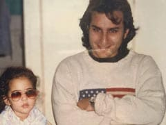 To Dad Saif Ali Khan On His Birthday, With Love From Sara And Ibrahim Ali Khan
