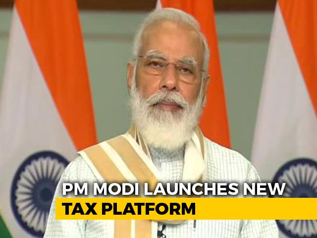 Video : Faceless Assessment In PM Modi's Big New Push For Tax Reforms
