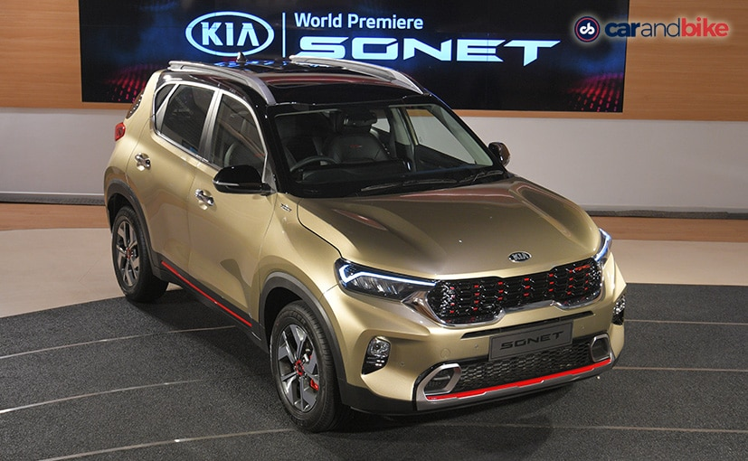 The Kia Sonet will be launched in India sometime in the middle of September 2020