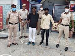 दिल्ली के हजरत निजामुद्दीन रेलवे स्टेशन पर दो नकली टीटीई पकड़े गए