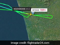 Flight Tracker Site Indicates Plane Tried To Land Twice At Kerala Airport