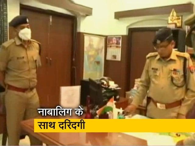 Videos : देश प्रदेश: गोरखपुर में गैंगरेप के बाद सिगरेट से जलाया
