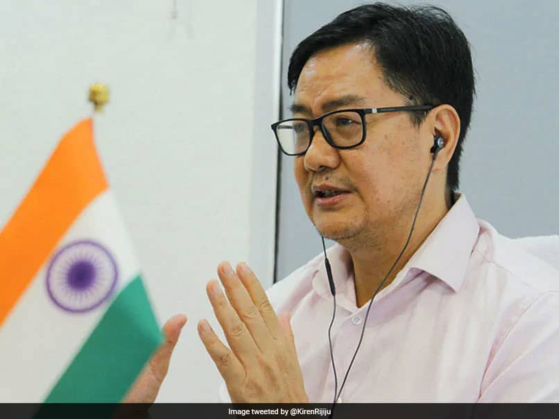 Shorter, Convenient Quarantine Being Planned For Shooting World Cup: Kiren Rijiju