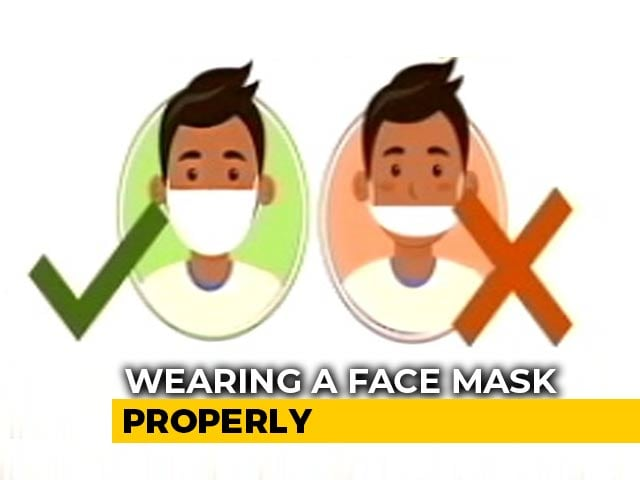 Video : The Importance Of Wearing Masks Properly