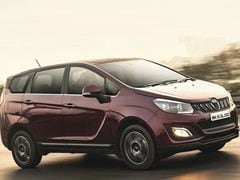 2020 Mahindra Marazzo BS6 Launched; Prices Start At Rs. 11.25 Lakh