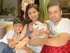 "Raksha Bandhan 2020: On Daughter Samisha's First Rakhi With Viaan, Shilpa Shetty Writes, ""Beginning Of A Forever Kinda Friendship"""