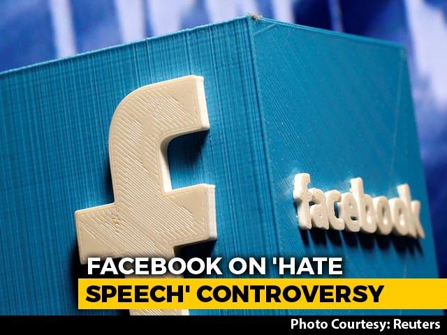 "Video : ""We're Open, Transparent, Non-Partisan,"" Says Facebook Amid Political Row"