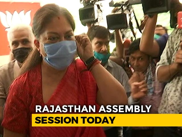 Video : Why The BJP In Rajasthan Wants A No-Confidence Motion It Can't Win