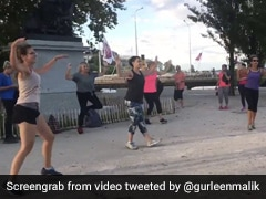 Bhangra In Switzerland: Women Groove To Diljit Dosanjh's <i>G.O.A.T</i> In Video