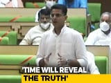 "Video : ""Bravest Soldier Sent To Border"": Sachin Pilot On Seating Near Opposition"