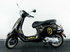 Vespa Kobe Bryant Tribute Edition To Be Auctioned For Charity