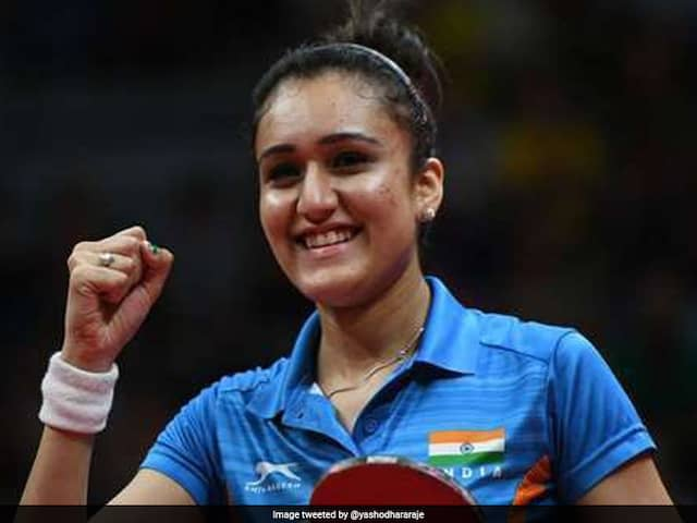 Manika Batra Says Khel Ratna An Added Responsibility To Continue Performing Well For Country
