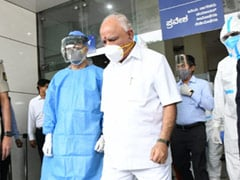 Karnataka Chief Minister Back Home Week After Testing Coronavirus +ve