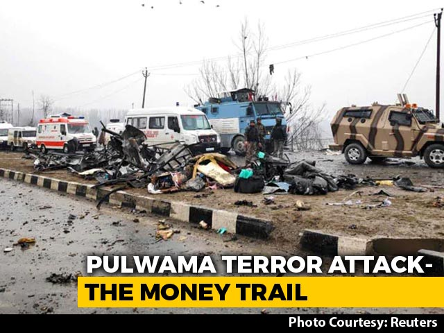 Video : Jaish Spent 5.7 Lakhs On Van, Explosives For Pulwama Attack: Probe Agency