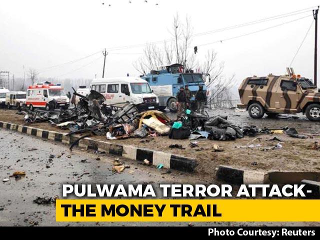 Video : Jaish Spent 5.7 Lakhs On Van, Explosives For Pulwama Attack: Probe Agency