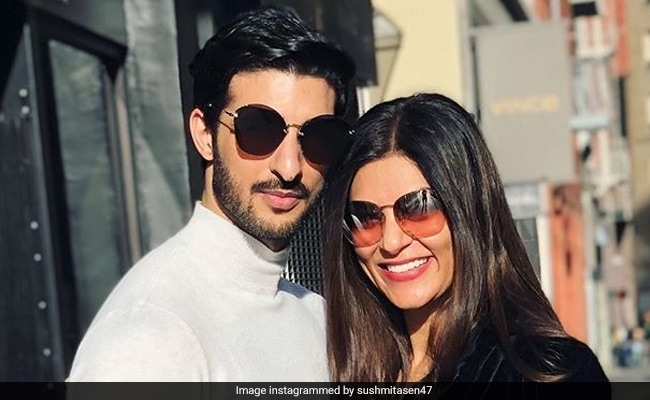 Trending: Rohman Shawl's Comment On Girlfriend Sushmita Sen's 'Imperfection' Post