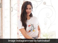 Katrina Kaif Shows Us How To Be A Rainbow With Her Colourful Casual Style