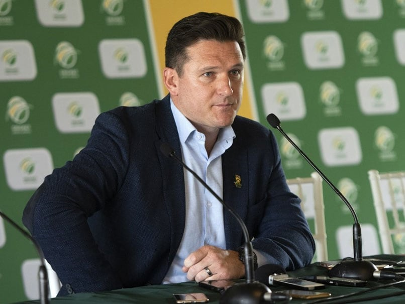 Ex-South Africa Captain Graeme Smith Hits Back At Claims Of Racial Discrimination