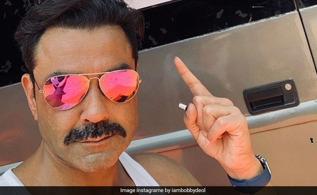 Class Of '83 Star Bobby Deol Shares Pic From The First Day Of Shoot