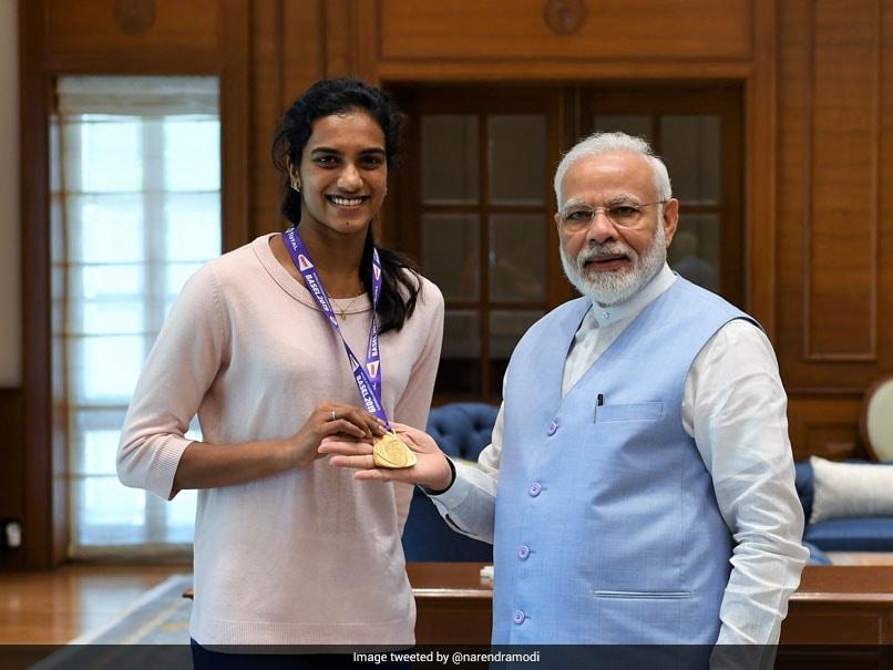 PM Narendra Modi Thanks Women Sports Stars As They Wish Him On Raksha Bandhan
