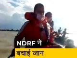 Video : देश प्रदेश: बाढ़ में फंसे तीन युवकों की NDRF ने बचाई जान