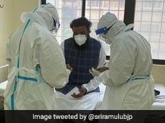 Karnataka Health Minister Says He Has Tested Positive For Coronavirus
