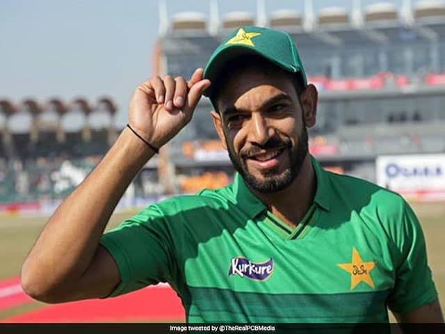 Haris Rauf To Join Pakistan Squad After Testing Negative For COVID-19 In Manchester