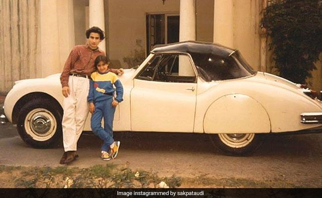 Soha And Brother Saif Ali Khan In A Rakhi-Special Throwback. 'Looks Like Sara And Ibrahim,' Says The Internet