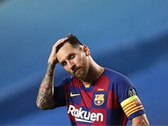 No Exit Talks Between Lionel Messi And Barcelona: Report