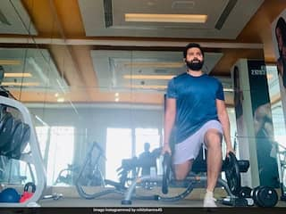 """Finally Hitman Hits The Gym"": Yuvraj Singhs Cheeky Comment On Rohit Sharmas Instagram Post"