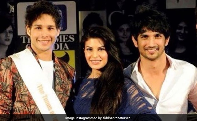 Siddhant Chaturvedi Posts Throwback Video, Reveals Sushant Singh Rajput Was Part Of A Milestone Moment Of His Life