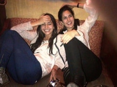 "There's A Reason This Pic Made Katrina Kaif ""Happy."" Anushka Sharma Explains"