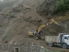 Landslides Block Roads, Flash Flood Alert In J&K, Uttarakhand