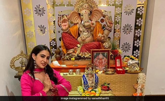 Sara Ali Khan Trolled For Her Ganesh Chaturthi Post. Why, Internet Why?