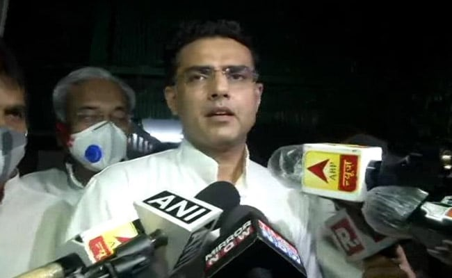 'Will Deliver On Promises To Rajasthan': Sachin Pilot Tweets Thanks For Gandhis