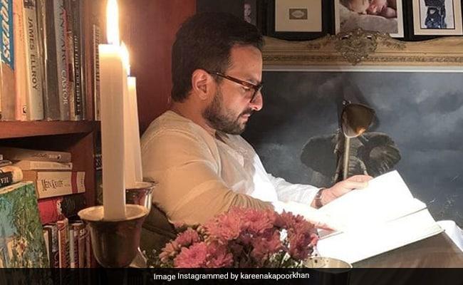 सैफ अली खान ने आत्मकथा की घोषणा की।  ट्विटर रीमेक विथ मेम्स