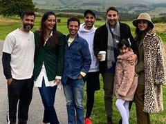 """Inside Sonam Kapoor And Anand Ahuja's """"Spectacular Weekend With Amazing Friends"""""""