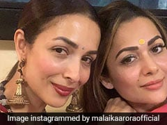 On Raksha Bandhan 2020, Malaika And Amrita Arora Set Sibling Goals
