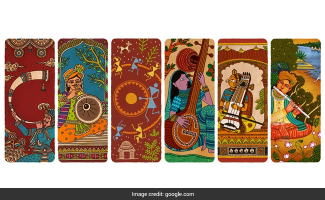 Google Doodle Celebrates India's Independence Day With Unity In Diversity