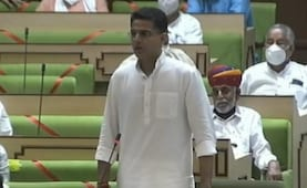 'Strongest Warrior Sent To Border': Sachin Pilot, No Longer In Front Row