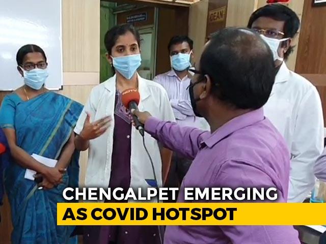 Video : Covid Warriors Of Tamil Nadu's Chengalpattu