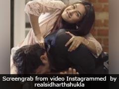 सिद्धार्थ शुक्ला और शहनाज गिल की नोंकझोंक हुई वायरल, बोले- टेढ़ी है पर मेरी है'...देखें Video