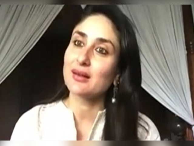 Kareena Kapoor Khan Talks About Her Wedding Attire