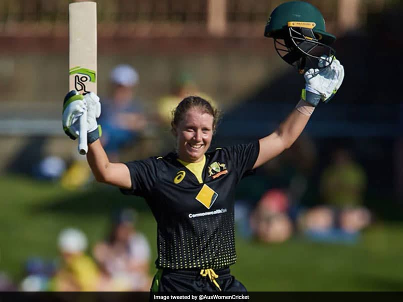 """No Need For Womens Domestic Competitions To Clash"": Alyssa Healy"
