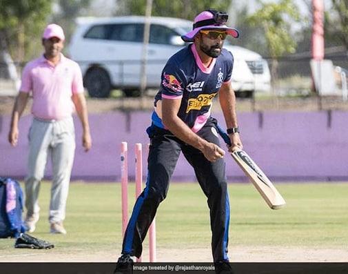 Rajasthan Royals Fielding Coach Dishant Yagnik Tests COVID-19 Positive