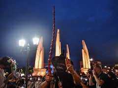 "Thais ""Cast A Spell"" For Democracy In Harry Potter-Theme Protest"